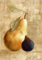 Pear Fig Giclee