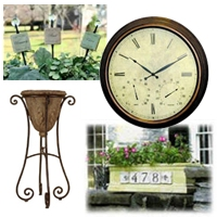Garden & Patio Decorative Accents