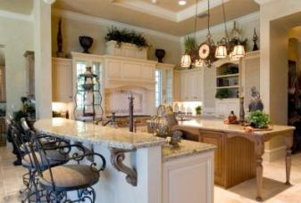 French Country & Tuscan Kitchen Decor, Art & Accents
