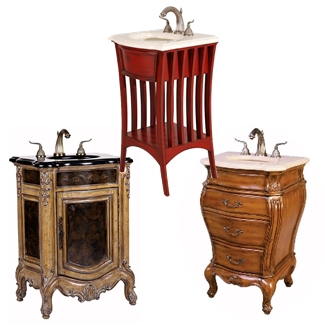Petite Sink Chests